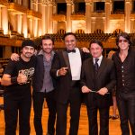 Show Beneficiente une Banda U2 Love e Allegro Orquestra na Vila Prudente